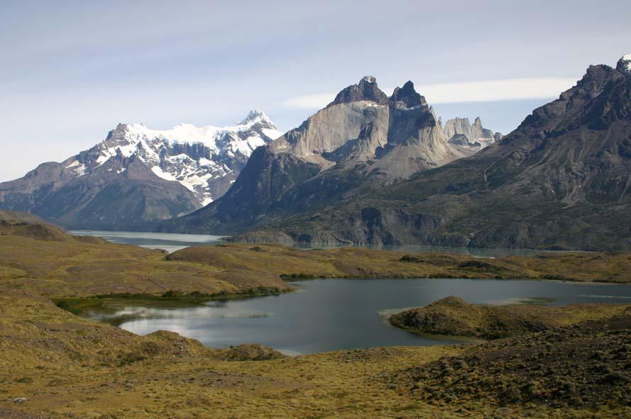 Torres del paine, la nature à l'état brut.